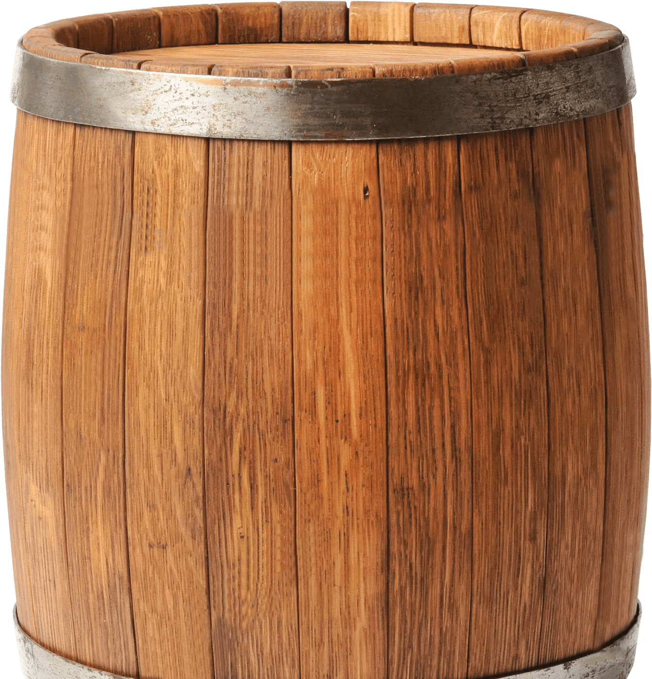 fornt barrel
