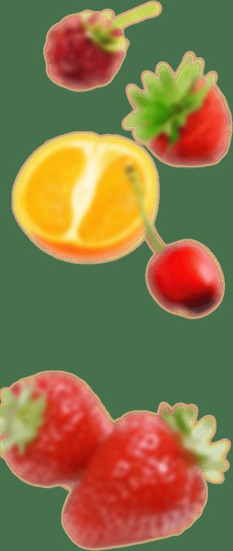many_cherry